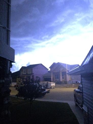 Daylight!! Strathmore, Alberta Canada