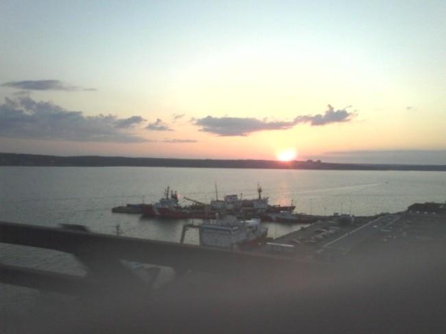 Pretty sunset Halifax, NS
