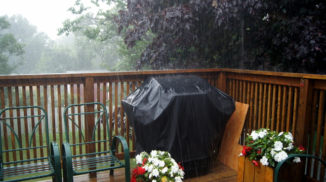 Just a Little Rain Mount Pearl, NL