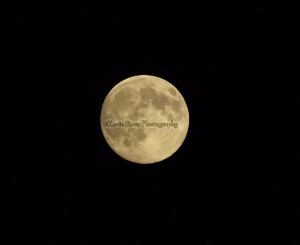 Super Moon Sarnia, Ontario Canada