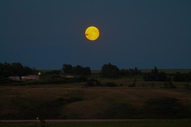 August Moon Blackstrap Provincial Park, Dundurn, SK