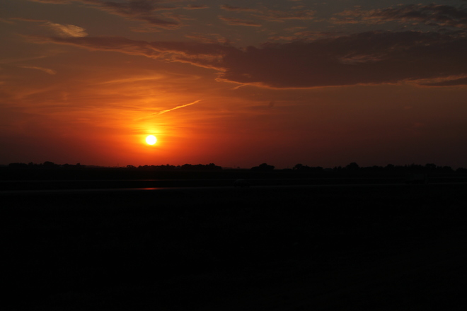 Sunset Saint Jean Baptiste, MB R0G 2B0