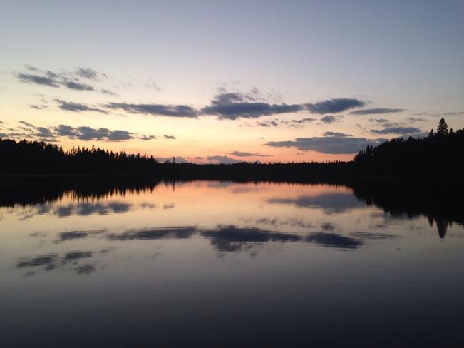 Lake views at Welman Lake, Duck Mountain, Manitoba Unnamed Road, Minitonas, MB R0L 1G0, Canada