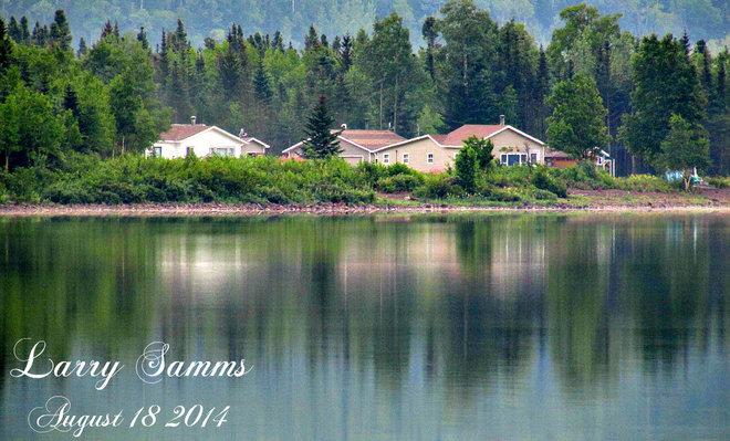 """Good Monday Morning"" Springdale, Newfoundland and Labrador Canada"