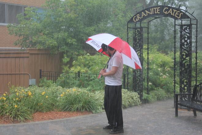 Torrential Downpour Winnipeg, MB