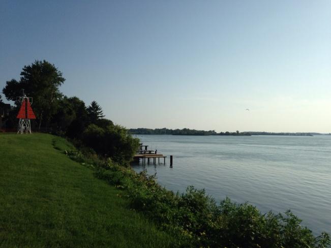 scenery Amherstburg, Ontario Canada