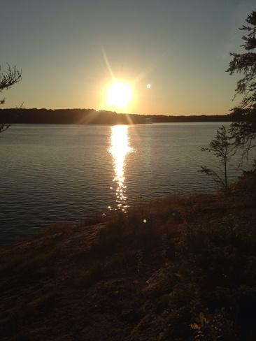 Sunrise Pinawa, Manitoba Canada