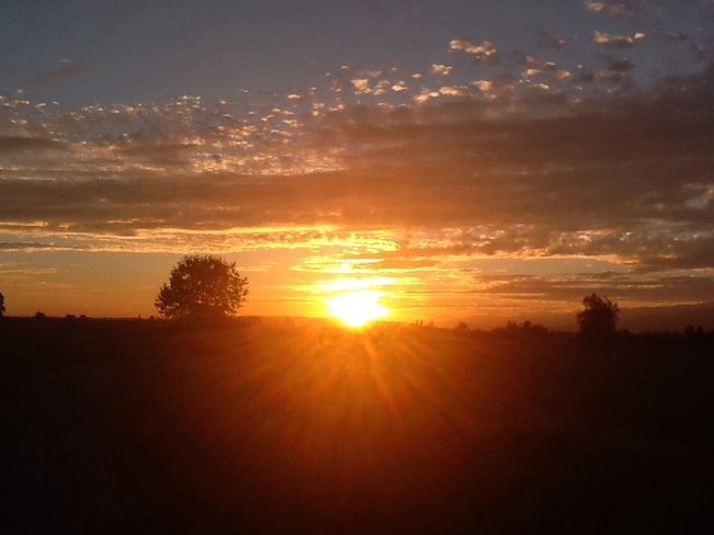 Sunset Maple Ridge, BC