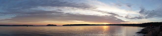 Sunset at Killbear Provincial Park Killbear Provincial Park, Nobel, ON