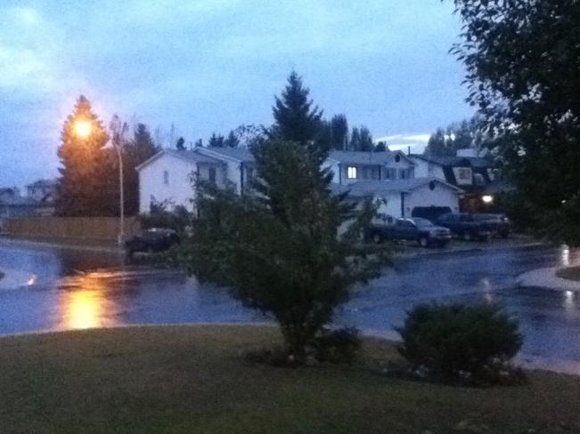 Rainy Days in Edmonton, AB Edmonton, Alberta Canada