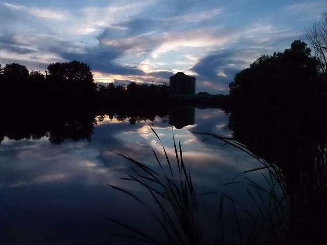 Sturgeon Creek at Grant's Old Mill Sept 30 2014 2727 Portage Avenue, Winnipeg, Manitoba