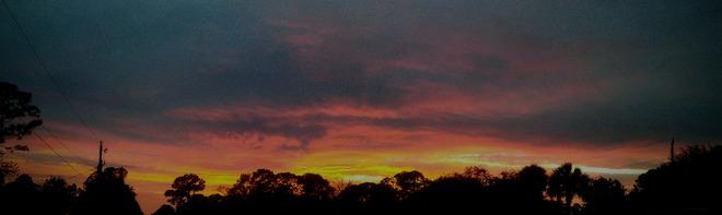 Twilight Evening! Palm Bay, FL, United States
