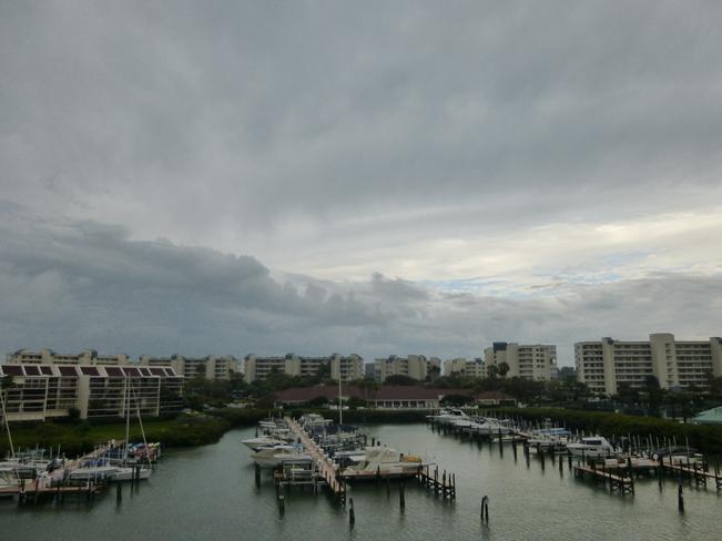 clouds South Pasadena, FL, United States