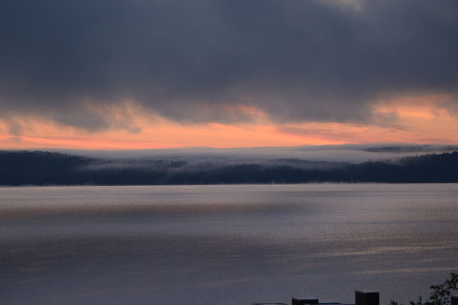 Fog Haileybury, Temiskaming Shores, ON