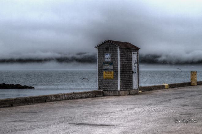 Digby Harbour, Nova Scotia Digby, NS