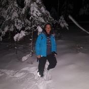 belle randonnée mont piniac en soiree