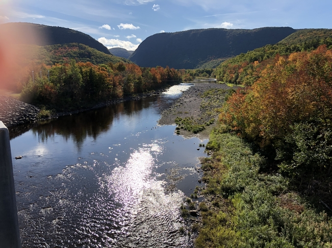 Cheticamp River Chéticamp, Nova Scotia, CA