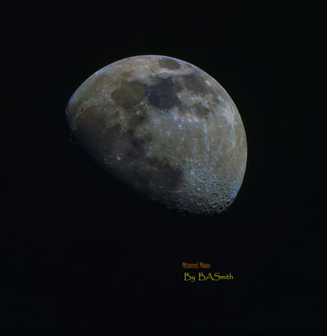 Mineral Moon Bear Cove, NS, Canada