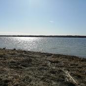 Calme de la rivière