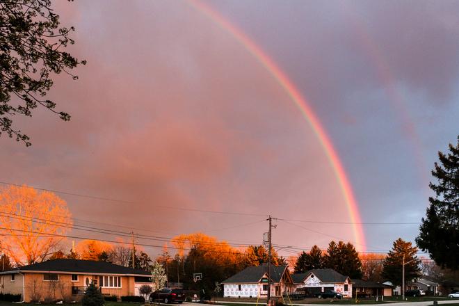 Glorious Rainbow Tecumseh ON