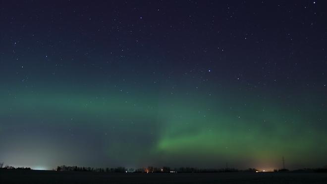 Northern Lights Red Deer, Alberta