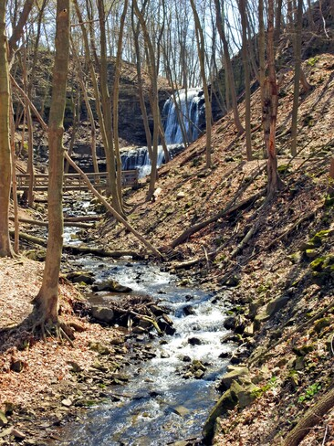 Sherman Falls Sherman Falls, Hamilton, ON