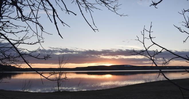 Elkwater Sunset Elkwater, AB