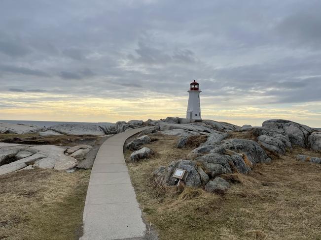 An Unforgettable Photo Peggys Cove, Nova Scotia