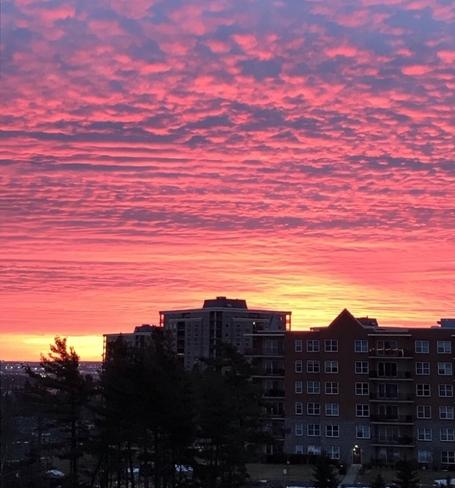 Morning Sky Bedford, Nova Scotia, CA