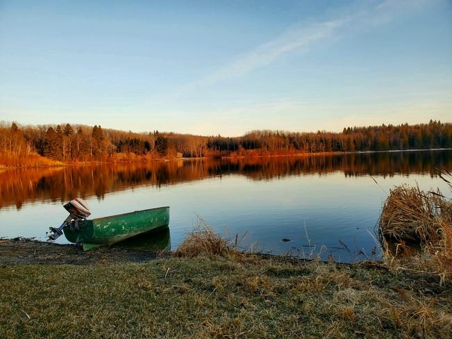 kerr lake Rosedale, MB