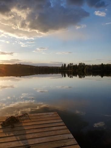 Sunset on Paudash Lake Paudash Lake, ON