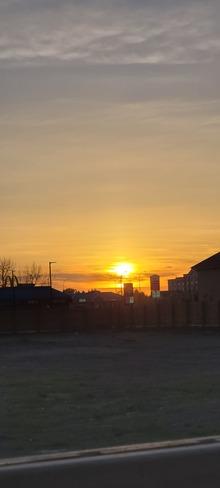 Sunset Lethbridge, AB