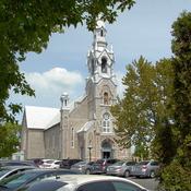 Église St-Matthieu, Beloeil (Québec) Canada.