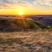 Dry Island Sunrise