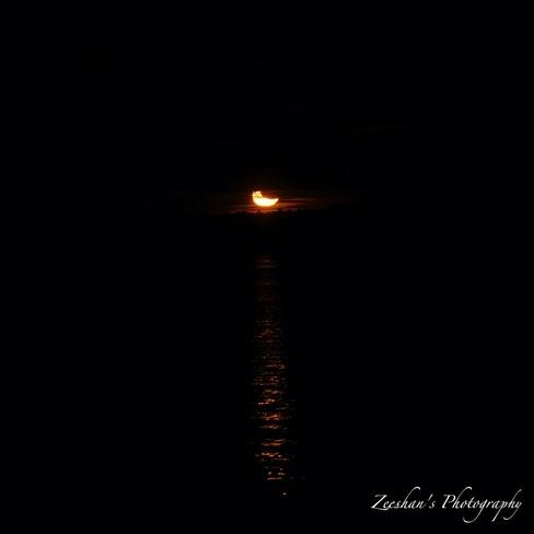 Solar Eclipse Ottawa Cumberland, Ottawa, ON