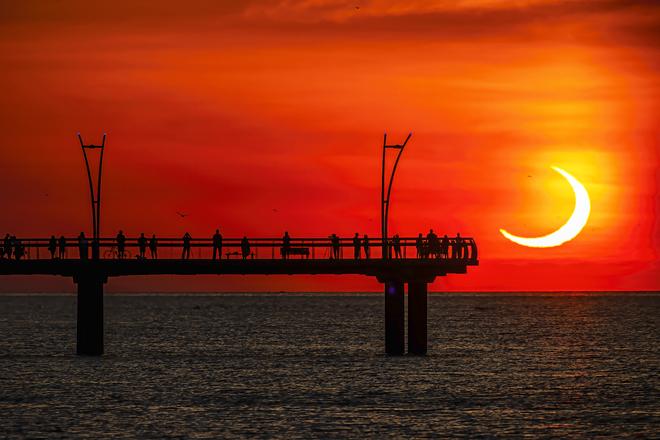 June 10th 2021 Sunrise Burlington, ON