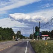 Forme nuageuse