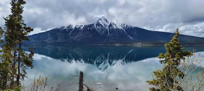 Mountain Minto BC Atlin, BC