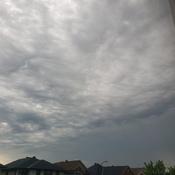 Wwird clouds + Stormy skies