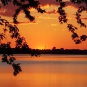 More sunrise reflections