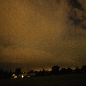 night shots of fridays pop up storm june 18/19