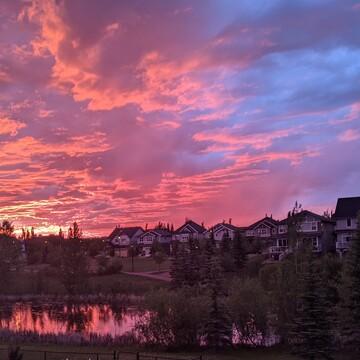South Edmonton morning