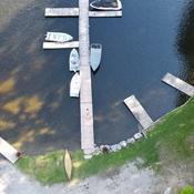 Calabogie Boating dock