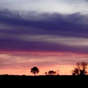 Another beautiful Arnprior sky tonight