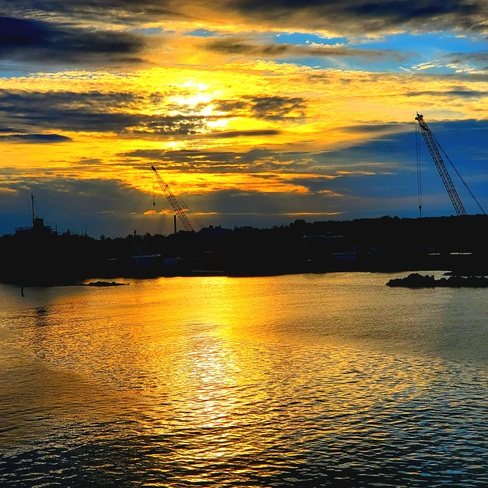 sunrise Port Colborne, ON