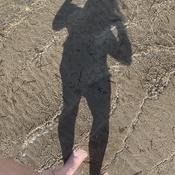 Shadowy water