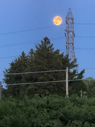 Full Moon Montréal, QC