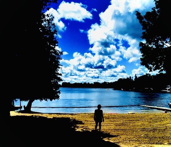 Alone Fenelon Falls, Ontario, CA