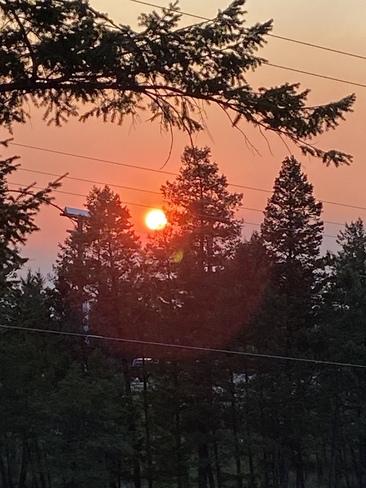 Sunset Invermere, BC