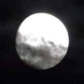 Belle lune